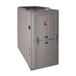 100,000 Btu 80% Afue Ruud / Rheem Gas Furnace