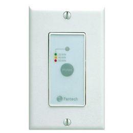 Fantech 20 to 60 Timer Control Push Button 24 Volt