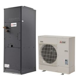 Mitsubishi 2 Ton BTU 20.5 SEER Multi Position Mini Split Heat Pump