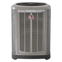 3 Ton Rheem 17 SEER R410A Two-Stage Air Conditioner Condenser (Classic Plus Series)