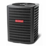 Goodman 1.5 Ton 14 SEER Air Conditioner Condenser GSX140181