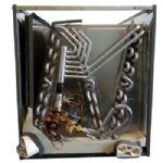 """3 Ton 21"""" Multi-Position, Cased Aluminum Coil, Medium Efficiency, R410A"""
