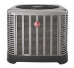 Rheem - Classic 4 Ton, 14 SEER, Single Stage Condensing Unit, Factory Installed Safety  With High/Low Pressure Switch 208-230/1/60