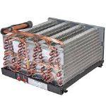 Rheem  - Uncased Multiflex Replacement Evaporator Coil (Tin Plated), 30K-36K BTU/H, Insulated Vertical Drain Pan