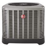 Rheem / Ruud 5 Ton 16 SEER Air Conditioner Condenser Classic Series