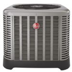1.5 Ton 16 Seer Ruud / Rheem Air Conditioner Condenser