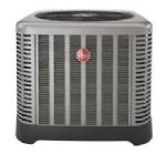 3 Ton Rude / Rheem 16 SEER Two-Stage Heat Pump Condenser